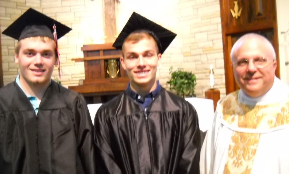 St Luke's 2019 Graduates